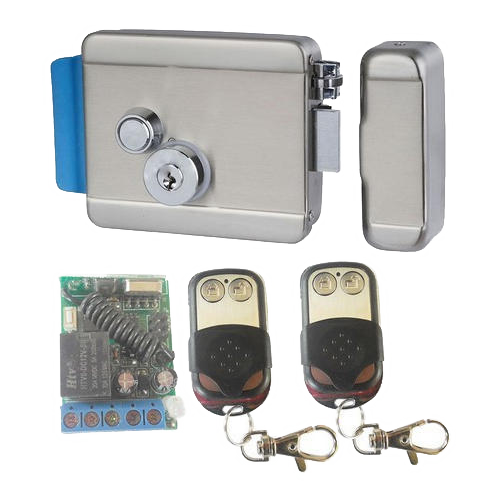 Electronic Door Lock with Remote